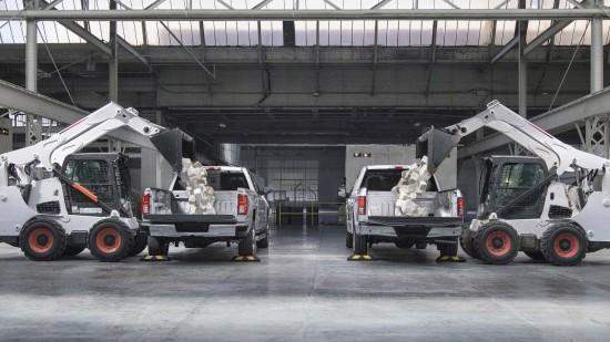 Chevrolet Silverado strenght tests