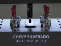 2016 Chevrolet Silverado strenght tests , 15 of 15