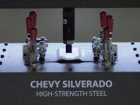 2016 Chevrolet Silverado strenght tests , 15 of 15