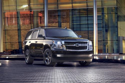 Chevrolet Releases Black Edition Packs For Suburban And