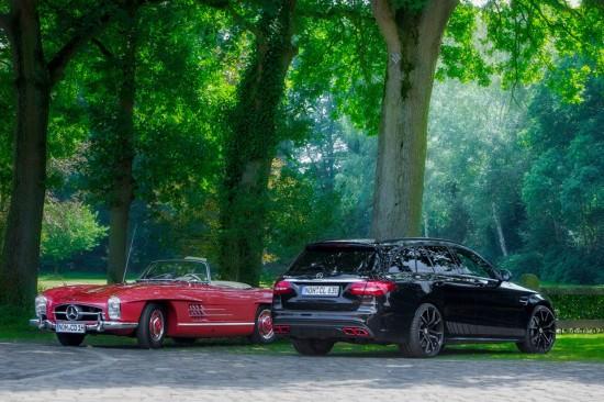 Christian Lubke Mercedes-AMG C63 Exhaust System