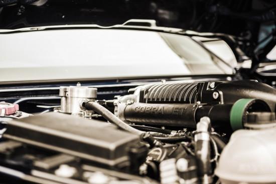 Cobra Jet Ford Mustang