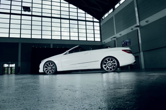 Cor-Speed Mercedes-Benz E-Class Cabriolet