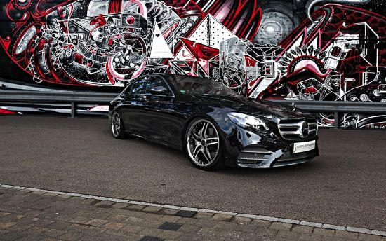 Cor.Speed Performance Mercedes-Benz E-Class