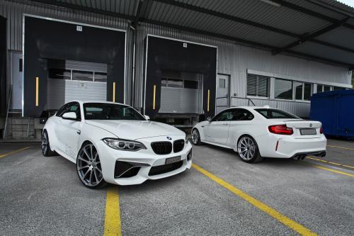 Dahler BMW M2 - coupe