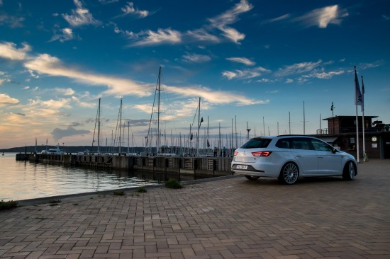 DF Automotive Flensburg Seat Leon ST FR