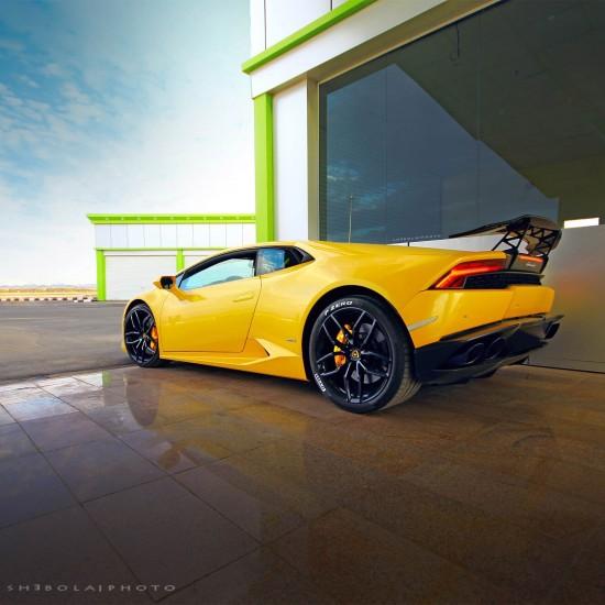DMC Lamborghini Huracan Simplicity