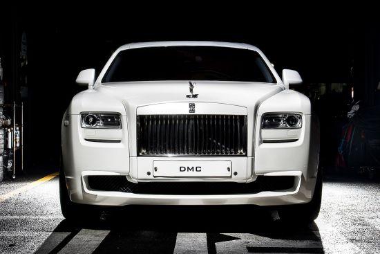 DMC Rolls Royce Ghost SaRangHae