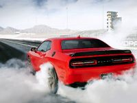2016 Dodge Challenger SRT Hellcat, 5 of 5
