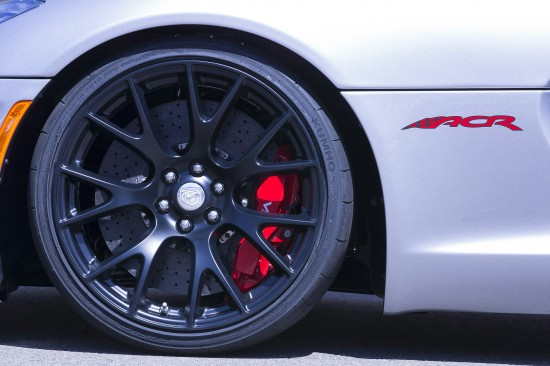 Dodge Viper ACR with Kumho Tires