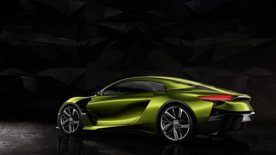 DS E-TENSE Supercar