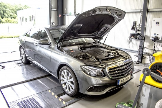 DTE Systems Mercedes-Benz E220d