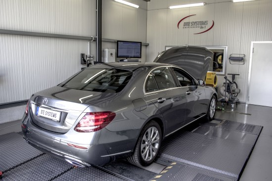 DTE Systems Mercedes-Benz E220d