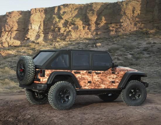 Easter Jeep Safari Lineup