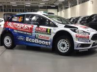 thumbnail image of 2016 Ford Elfyn Evans M-Sport Fiesta RS WRC