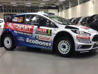2016 Ford Elfyn Evans M-Sport Fiesta RS WRC, 2 of 4