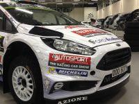 2016 Ford Elfyn Evans M-Sport Fiesta RS WRC, 3 of 4