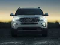2016 Ford Explorer Platinum, 1 of 8
