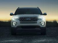 2016 Ford Explorer Platinum, 1 of 8