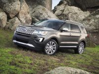 2016 Ford Explorer Platinum, 2 of 8