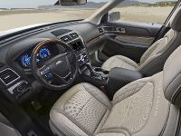 2016 Ford Explorer Platinum, 5 of 8