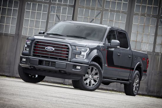 Ford F-150 Lariat Appearance Package