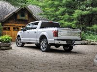 2016 Ford F-150 Limited, 7 of 17