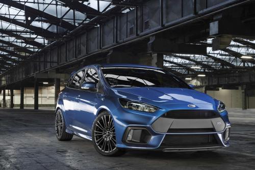 Новый Форд Фокус РС имеет мустанга 2.3-литровым двигателем EcoBoost