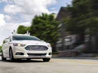 thumbnail image of 2016 Ford Fusion Fully Autonomous Vehicle Prototype