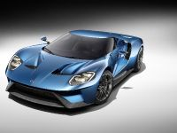 2016 Ford GT with carbon wheels , 1 of 5