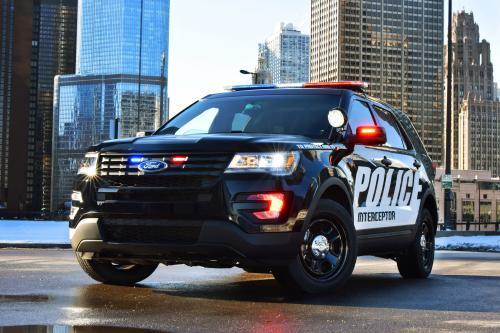 2016 Форд Полиции Перехватчик Утилиты Выявлено