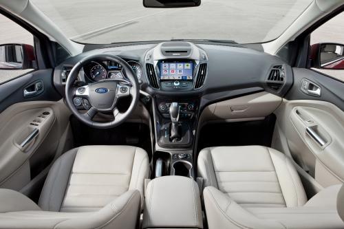 Форд синхронизирует свою систему для предстоящей Фиесты