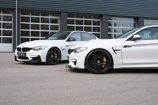 G-Power BMW M3 F80 and M4 F82
