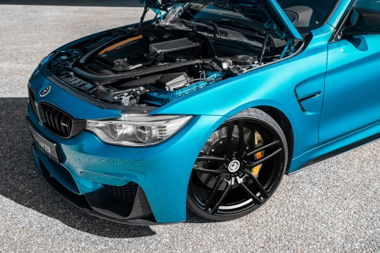 G-POWER BMW M3 TwinPower Turbo