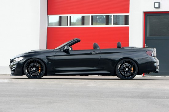 G-Power BMW M4 F83 Convertible