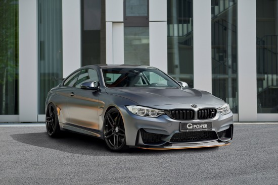G-POWER BMW M4 GTS F82