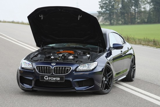 G-Power BMW M6 F06