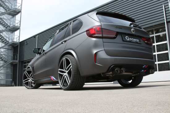 G-Power BMW X5 M F85