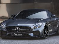 2016 G-POWER Mercedes-AMG GTS , 1 of 9