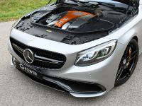 2016 G-Power Mercedes-AMG S63, 4 of 4