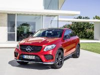 2016 Mercedes-Benz GLE450 AMG Coupe, 3 of 27