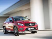 2016 Mercedes-Benz GLE450 AMG Coupe, 5 of 27
