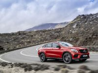 2016 Mercedes-Benz GLE450 AMG Coupe, 8 of 27