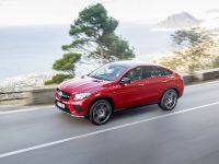 2016 Mercedes-Benz GLE450 AMG Coupe, 9 of 27