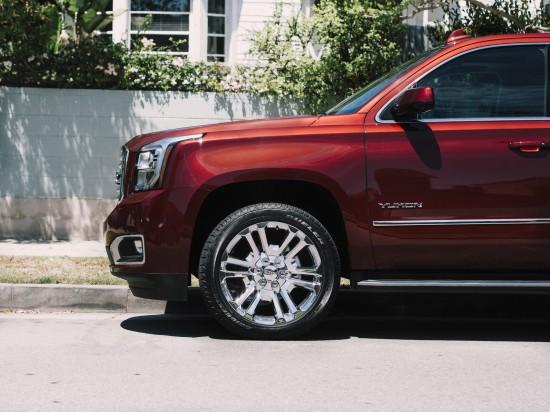 GMC Yukon SLT Special Edition