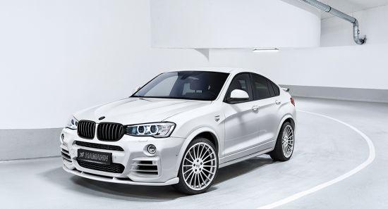 HAMANN BMW X4 F26