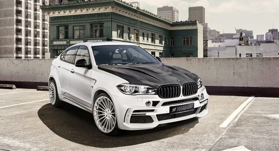 HAMANN BMW X6 F16 Widebody