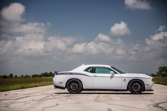 Hennessey Dodge Challenger Hellcat HPE850