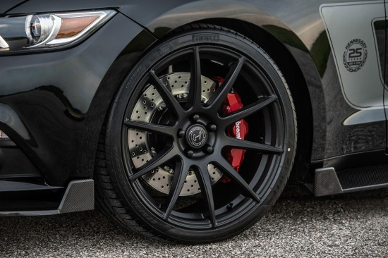 Hennessey Ford Mustang HPE800 25th Anniversary Edition