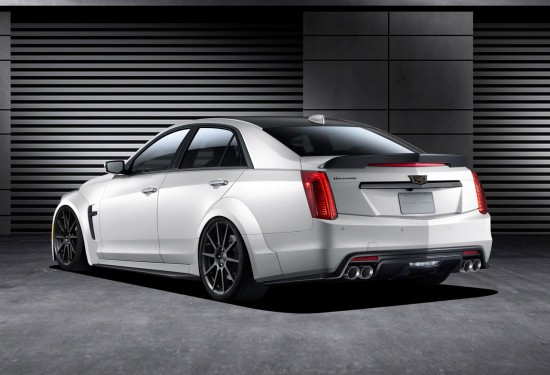 Hennessey Performance Cadillac CTS-V HPE1000 Twin Turbo